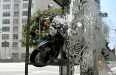 Damaging Motorcycle Ads - The 'Bikes Never Crash Alone' Ad from Allstate Insurance is Dramatic