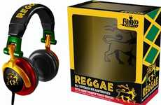Rockstar-Inspired Earpieces