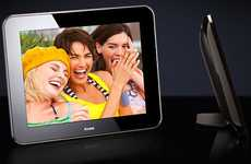 Touchscreen Photo Albums