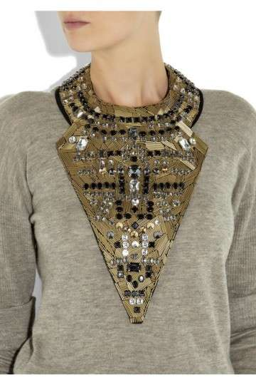 Adorned Fashion Bibs