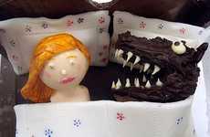 Fantasy Wonderland Desserts
