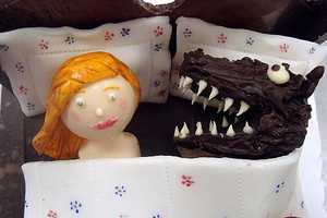 These Fairy Tale Cakes are Creative and Yummy