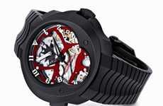 Gear-Revealing Watches