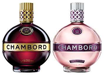 chambord flavored vodka