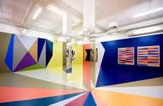 Psychedelic Art Rooms