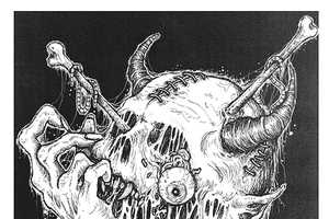 Artist Mark Riddick Knows How to Get Your Skin Crawling