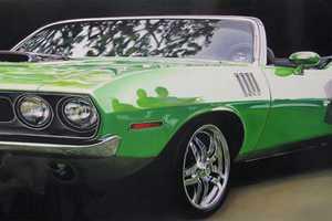 Artist Cheryl Kelley Paints Incredible Luxury Vehicles
