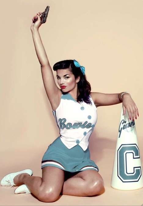 Dangerous Women: Pin-Up Girls