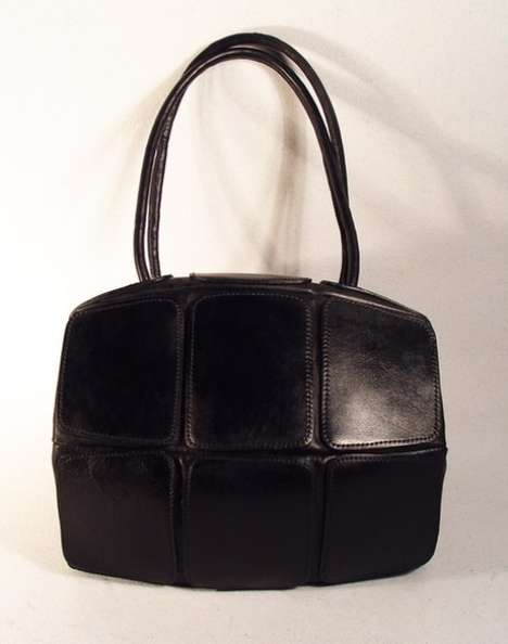 Leather Transformer Bag