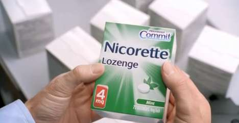 Nicorette Gum Name Change