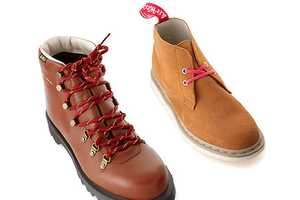The Dr. Martens Fall 2010 Boots Holt & Manton Collection is Forever Cool