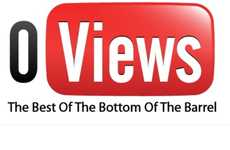 Viral Video Conception Sites - The '0 Views' Website Shows You the Birth of YouTube Videos