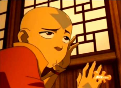 Scott Pilgrim The Last Airbender