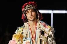Simon Rasmussen Promotes Fashionable Upcycling for Spring 2011