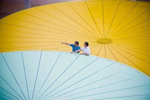 The Centro Abierto de Actividades Ciudadanas Adds Color