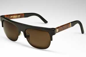 The Super and Highsnobiety 'Andrea' Sunglasses Channel the '70s