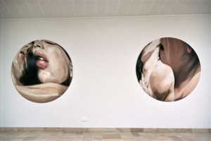 Artist Thomas Huyghe Creates Intoxicating Paintings