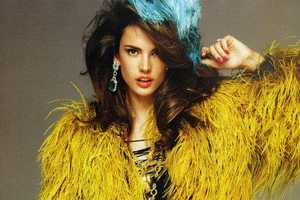 The Alessandra Ambrosio 'Never Enough' Vogue Nippon October 2010 Spread