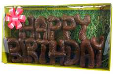 Crappy Brown Desserts - The 'Happy Birthday Dog Poop Cake' Will Fool You