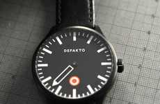 Single-Handed Timepieces