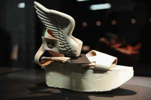 The Vivienne Westwood Shoe Exhibit Features Her Designs Over the Years