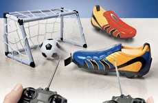 Remote Control Cleats - The Remote-Controlled Football Boot is All About Fun and Games