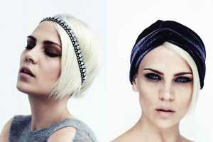 The Jennifer Behr AW10 Collection Revives the Headband Phase