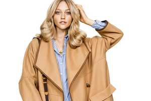 H&M Magazine Brings Back Brown for Fall
