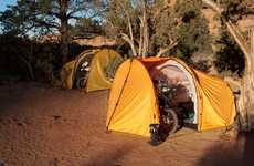 Camping Bike Shelters