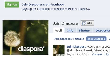 Social Network Alternative Diaspora