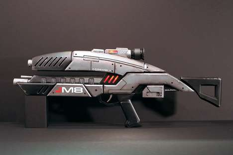 Mass Effect M8 replica