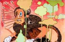 Artist Raul Gonzalez Illustrates a Gory Sense of Humor