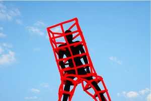 Artist Daria Marchik Focuses on Bizarre Themes
