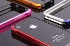 Aircraft Aluminum iPhone Cases - The ElementCase Vapor4 is Strong and Sleek