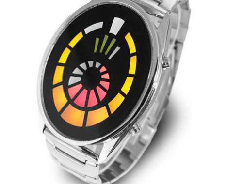 bizarre Tokyoflash timepieces
