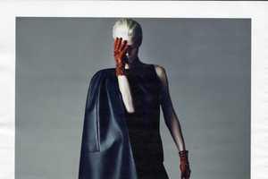 Bleach Blond Vixens Take the Spotlight for Interview Magazine
