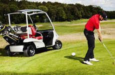 The Luxurious Garia Golf Cart is the World's Most Expensive