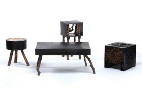 RAWtation furniture set
