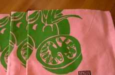 Green Tomato Napkins