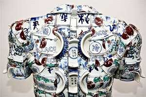 Actual Porcelain Shirt by Li Xiaofeng Created for Lacoste (UPDATE)