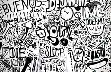 Sleepless Draw-A-Thons