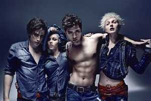 The Mjeans Fall/Winter 2010 Ad Campaign is Sizzling Hot