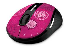 Microsoft Wireless Mobile Mouse 4000 Studio Series Comes in 6 Designs