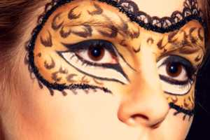 Lisa-Marie Charron's Makeup Shots are Eerily Unique