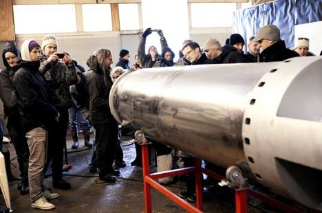 Amateur Danish Rocket Builders