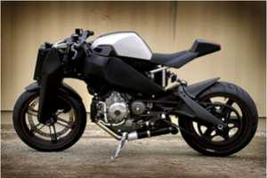 The Magpul Ronin is an Experimental Bike that Will Change Up Your Style