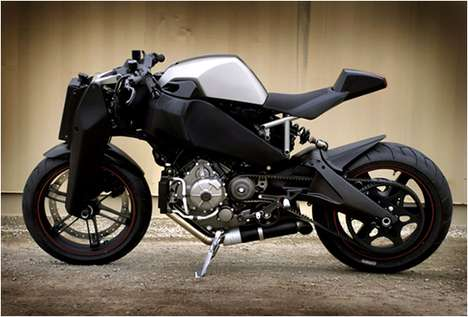 Aggressive Two-Wheelers - The Magpul Ronin is an Experimental Bike that Will Change Up Your Style