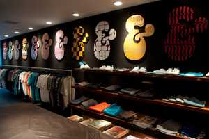 The Reserve Store Targets Those Who are in Love With Typography