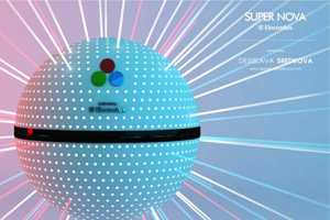 The Supernova Robot Uses Lasers to Eliminate Stains