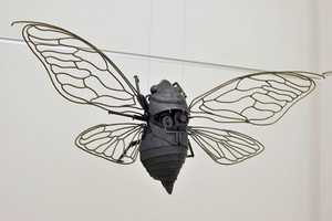 These Steampunk Insects by Shojiro Yamauchi Will Add Life to Your Room